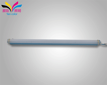 LED洗墙灯是一种实用且科学的操作