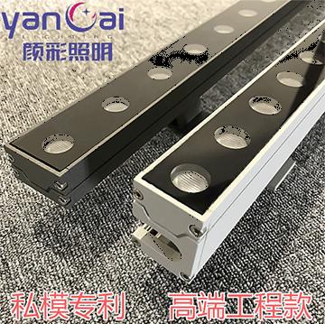 洗墙灯防水程度优于IP65,并且需要相关的耐压性