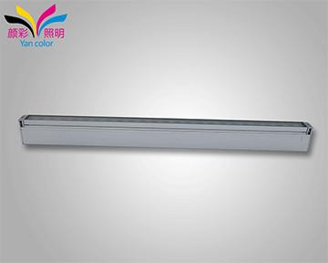 功率大的洗墙灯根据内嵌微晶片的操纵